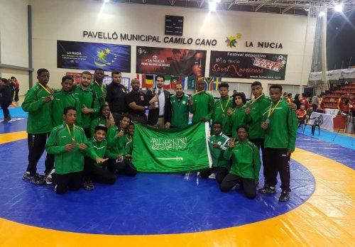 بطولة إسبانيا الدولية Jovenes Promesas 2018